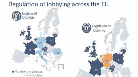 'Lobby': luz y taquígrafos para el oficio más antiguo del mundo