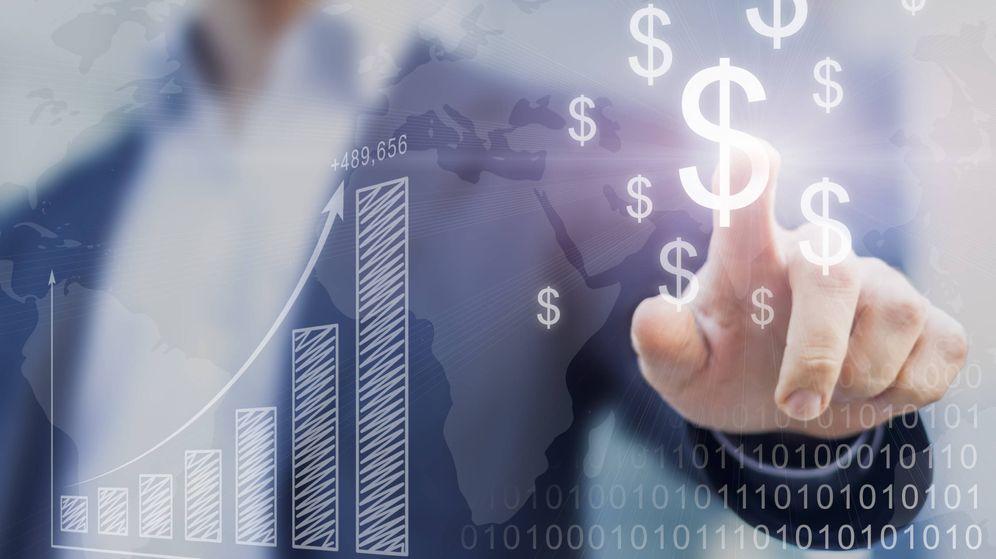 Foto: Foto de recurso de análisis financiero