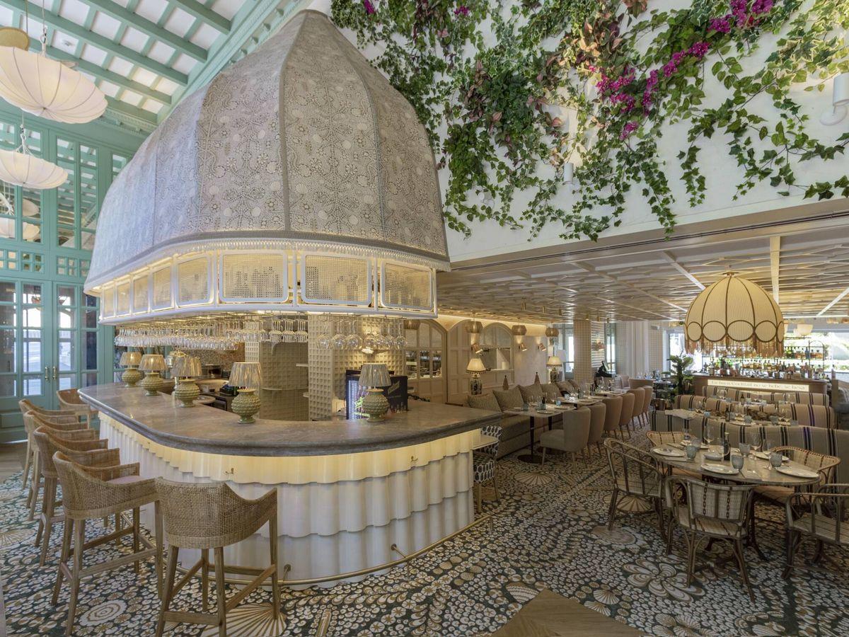 Foto: Interior del restaurante 'Bugao' de Hugo Ruiz. (Cortesía)