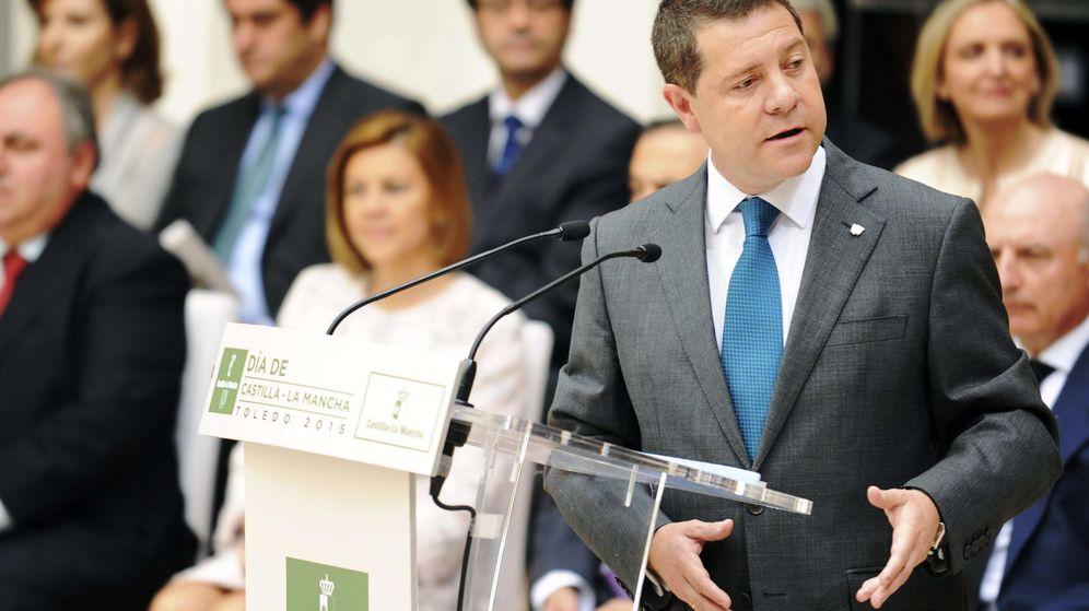 Foto: El candidato del PSOE a la Presidencia de Castilla-La Mancha, Emiliano García-Page. (EFE)