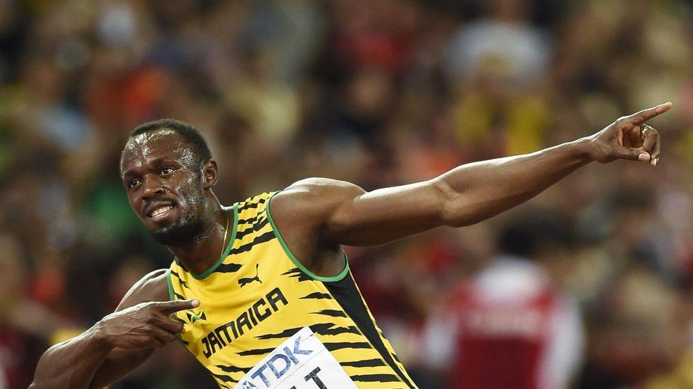 Foto: Usain Bolt renace en Pekín dejando una duda en el aire: ¿cuál pudo ser su límite real?