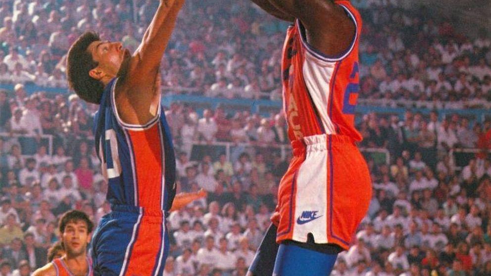 ¿Cómo acabó jugando Jordan un partido en la ACB? Nike pagó una multa a NBA