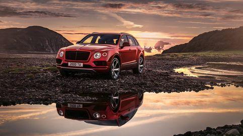 Bentley Bentayga V8, el todocamino más completo del mercado