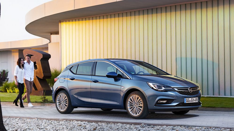 Foto: Nuevo Opel Astra