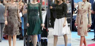 Post de Ordenamos de peor a mejor los 12 looks de Letizia en los Premios Princesa de Asturias