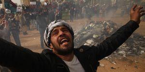 Agotadas las reservas de alimentos en Libia