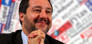 Post de Salvini celebra la irrupción de Vox:
