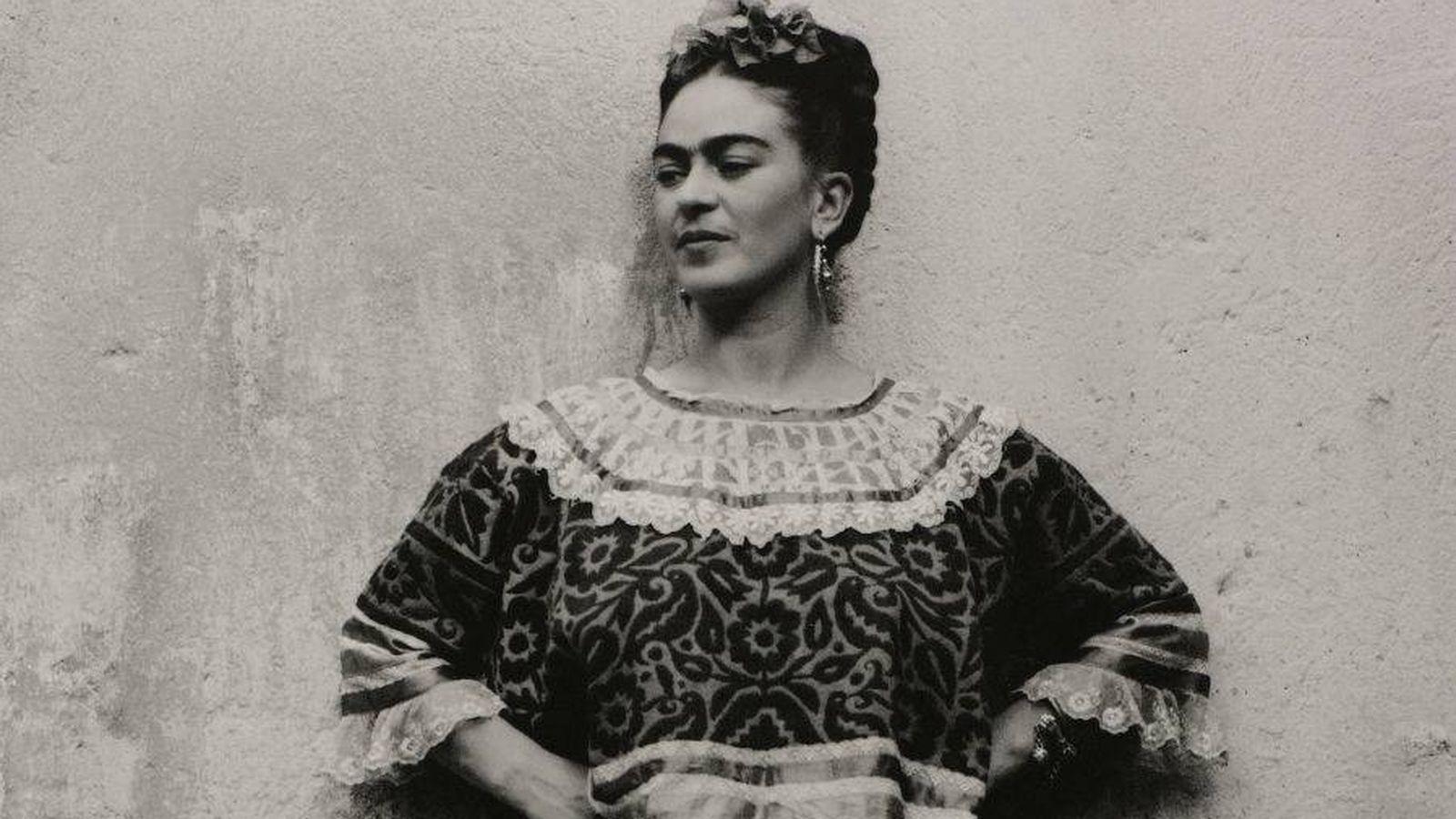 Foto: La pintora mexicana e icono feminista embellece las nuevas propuestas de Primark. (Cordon Press)