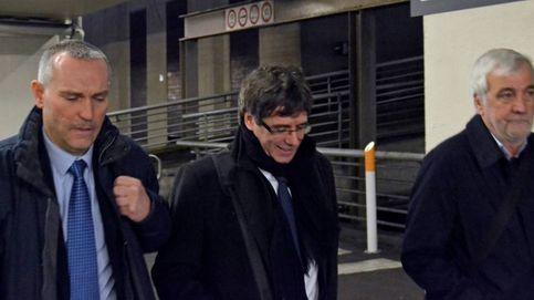 La Fiscalía pide investigar el gasto por la escolta de Puigdemont en Bélgica
