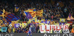 Post de El día de la marmota del Camp Nou y el independentismo recibe ahora al Sevilla
