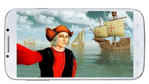 El Twitter de Cristóbal Colón y la verdad del Día de la Hispanidad o el 'Día del Genocidio'