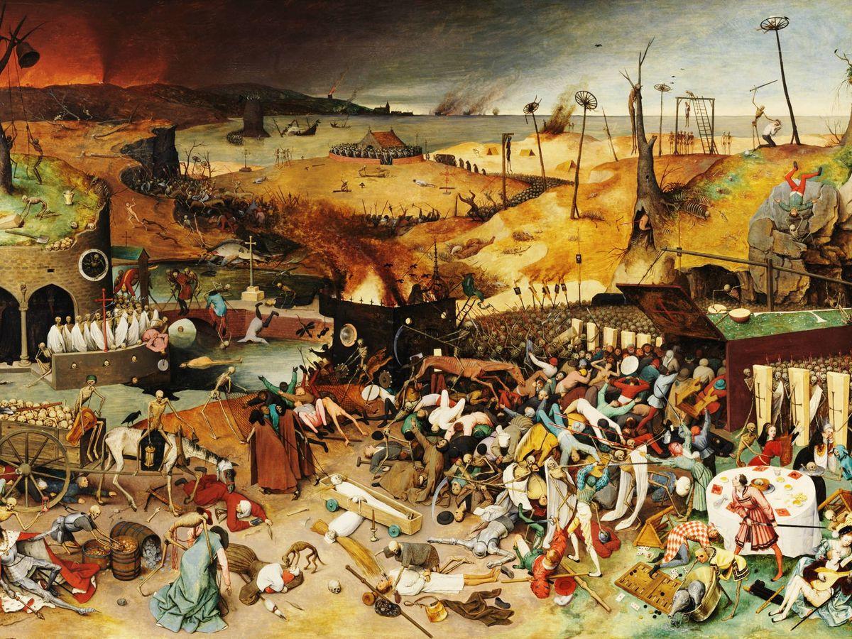 Historia: La peste negra y el error del 'Decamerón'. ¿Es buena idea irse al  pueblo en una epidemia?
