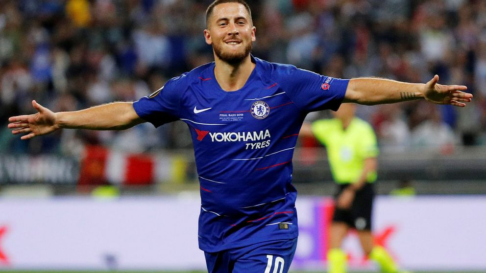 El Real Madrid ficha a Eden Hazard