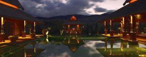 Foto: Un santuario de lujo en el Himalaya