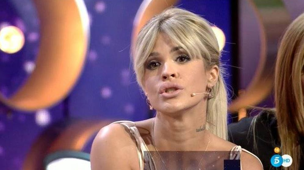 Foto: Ylenia, en 'GH VIP 7'. (Telecinco)