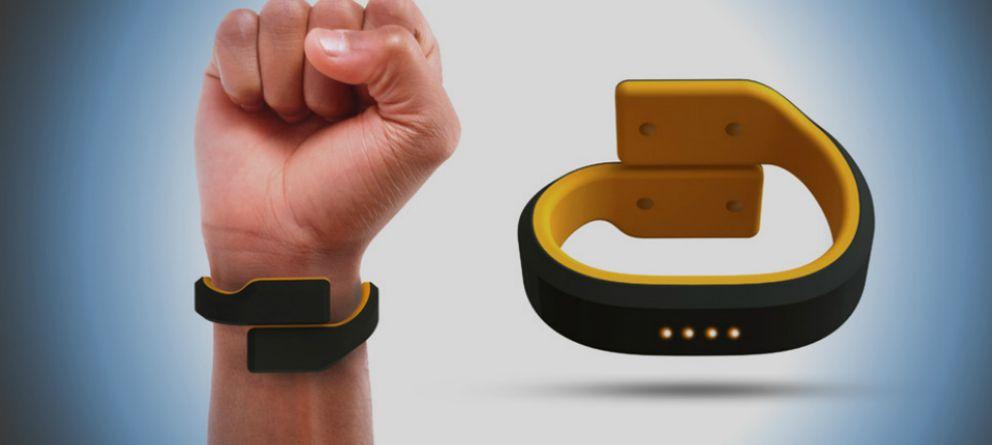 Foto: Pavlok, la pulsera que te 'electrocuta' si te portas mal
