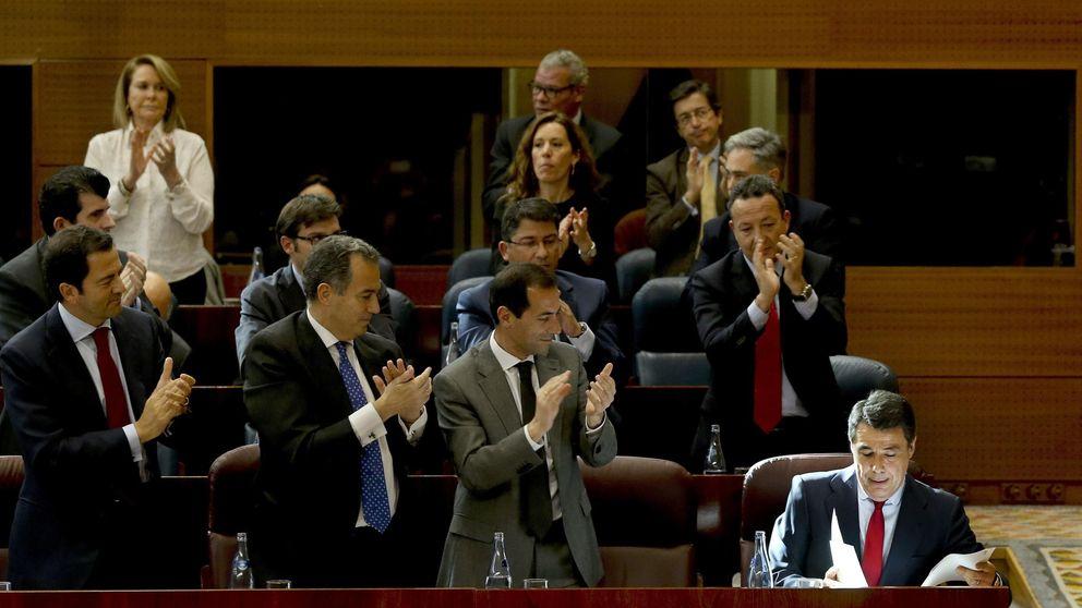 El fontanero de Aguirre que no medirá sus fuerzas en las urnas