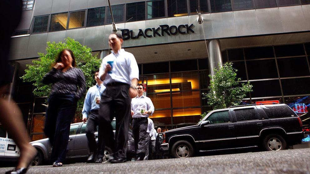BlackRock vuelve a elevar su posición en Banco Santander por encima del 5%