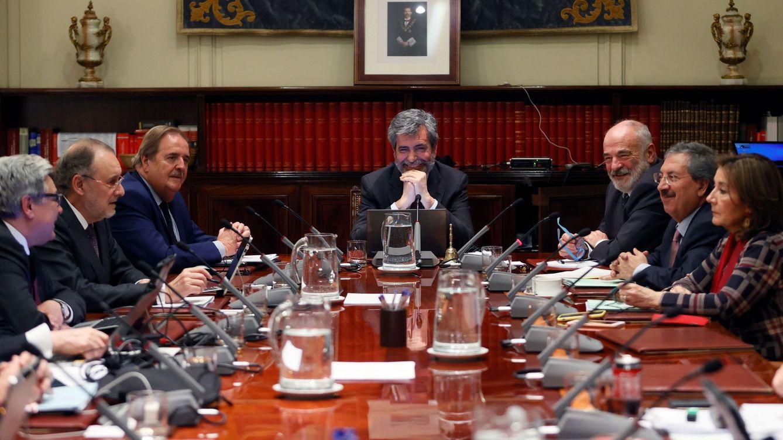 El retraso del CGPJ amenaza los planes del Gobierno sobre la ley del 'sí es sí'
