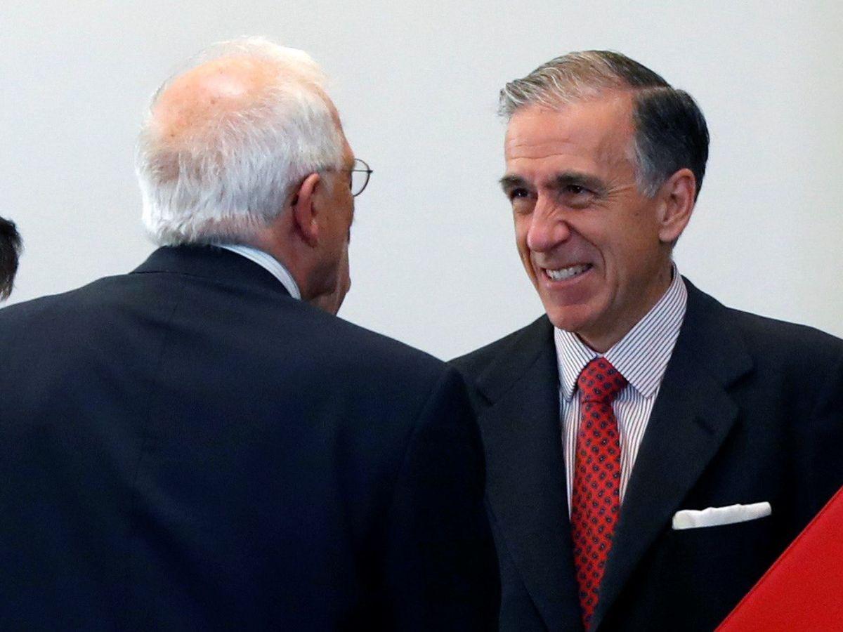 Foto: Gonzalo Urquijo, presidente de Abengoa. (EFE)