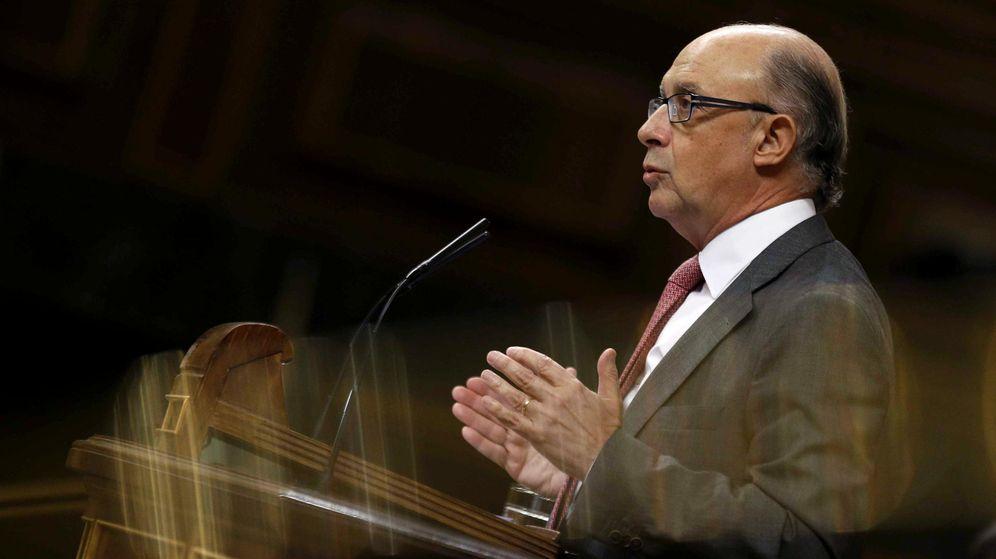 Foto: El ministro de Hacienda en funciones, Cristóbal Montoro. (EFE)