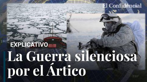 La guerra de los rompehielos que están librando las superpotencias en el Ártico
