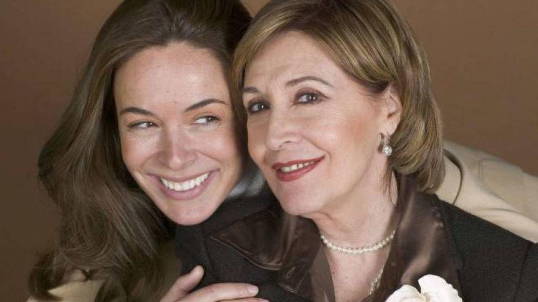 Lydia Bosch y Concha Velasco en una imagen de 'Motivos personales'.