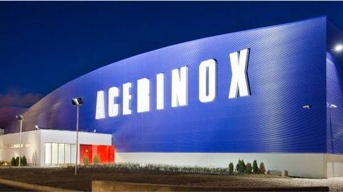Acerinox gana un 44 % menos hasta marzo pero ve una subida de los inventarios