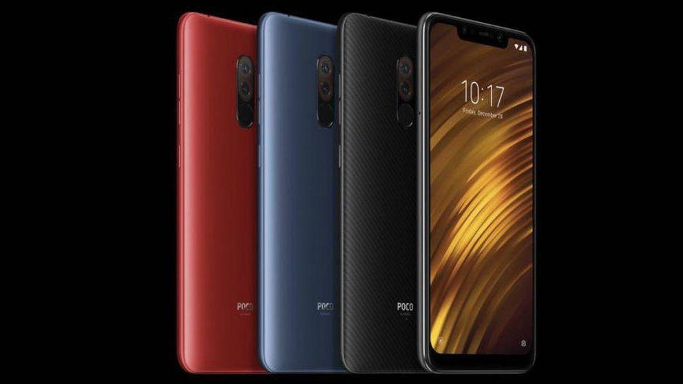 Pocophone F1: este es el nuevo móvil 'premium' de Xiaomi a un precio imbatible
