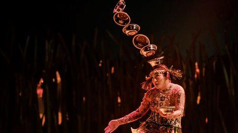El Circo del Sol en directo (y desde casa) vuelve este viernes: sigue en 'streaming' un espectáculo que solo ha visto Japón