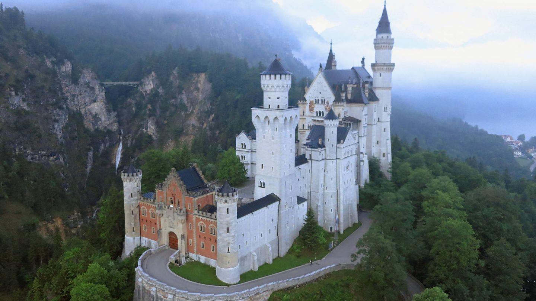 El castillo de Neuschwanstein en Alemania. (Getty)