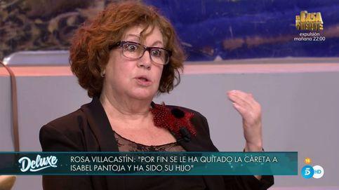 Rosa Villacastín despedaza a Isabel Pantoja: Es una mujer oscura