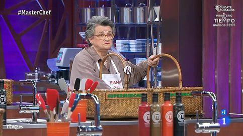 El robo de Juana que hace historia en 'Masterchef': Teresa no ha podido cocinar