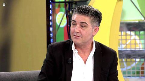 Ángel Garó estafa a 'Sálvame' y sale escaldado: Todo es mentira