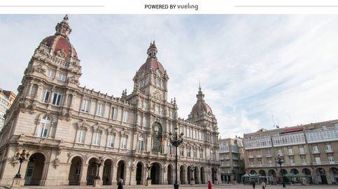 Un cementerio singular y una plaza 'con humor': todo lo que hay que descubrir en A Coruña