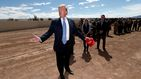 Trump, al mexicano López Obrador: Debe recuperar el país de los narcos