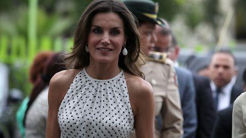 Diario de viaje de Letizia: las coincidencias con la primera dama, los looks y el traspiés