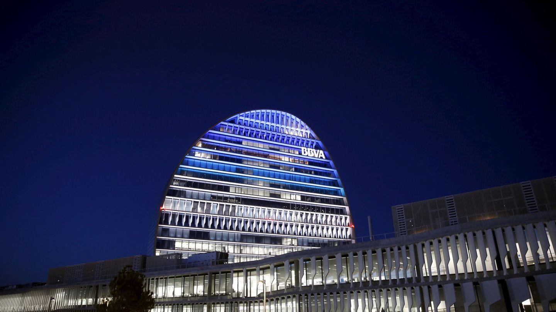 Sede central de BBVA en Madrid. (Reuters)