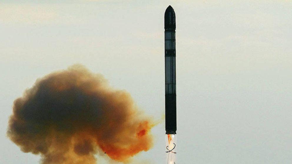 Llega el nuevo 'Satán': Rusia prepara su misil nuclear más descomunal