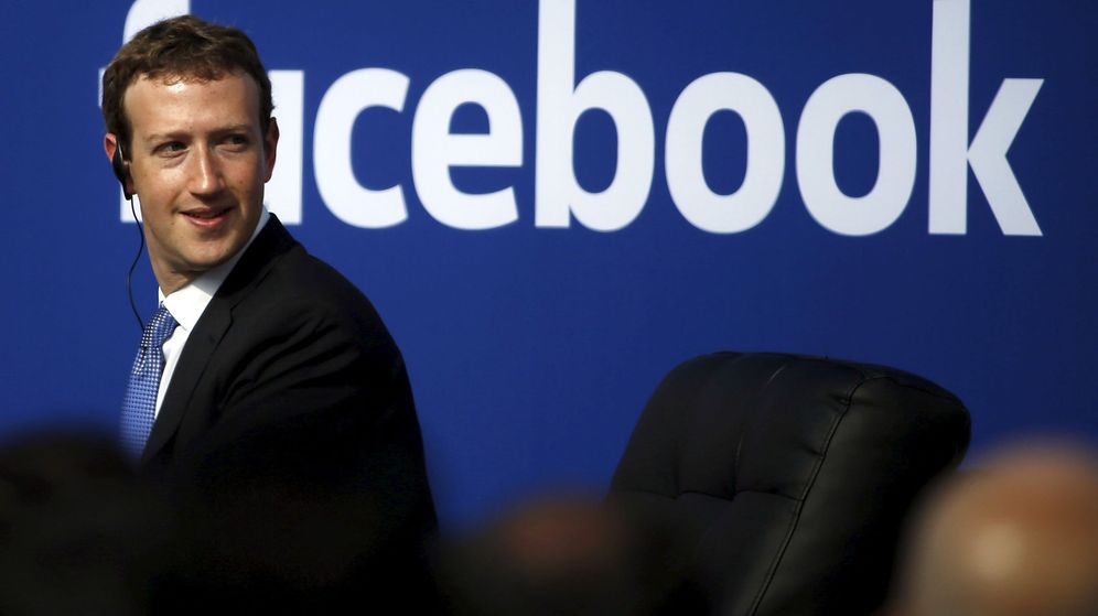 Foto: El CEO de Facebook, Mark Zockerberg. (Reuters)