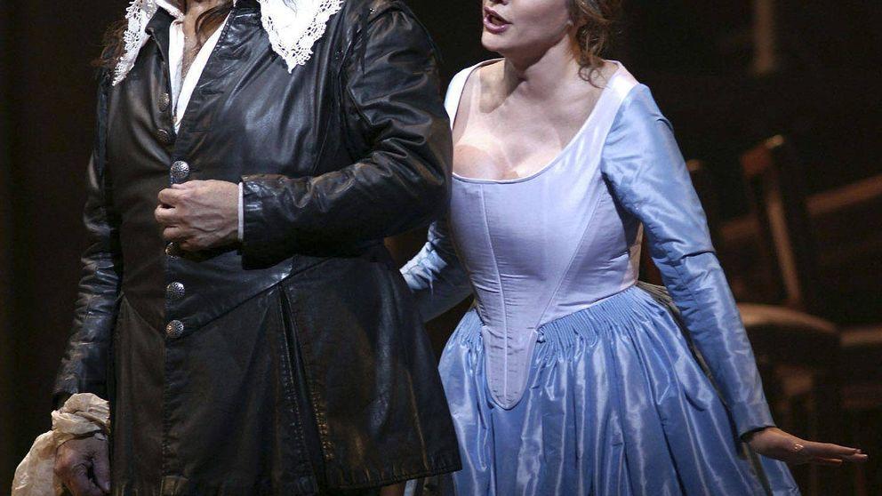 Ainhoa Arteta y Paloma San Basilio defienden a Plácido Domingo: Es un caballero