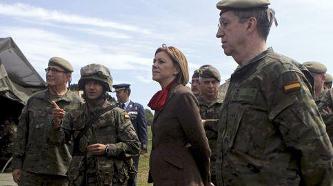Cospedal completa con 'expertos OTAN' y en misiones exteriores el mando militar