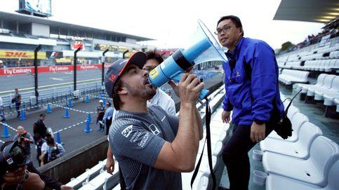 Fernando Alonso no se moja sobre Cataluña: Mi posición es no tener posición