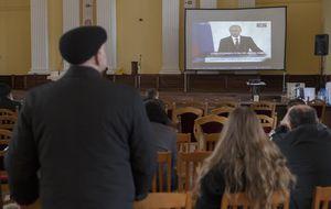 ¿Qué les cuentan a los rusos? La propaganda, el arma más poderosa de Putin