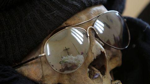 La calavera de un hombre desaparecido hace ocho años, usada como decoración