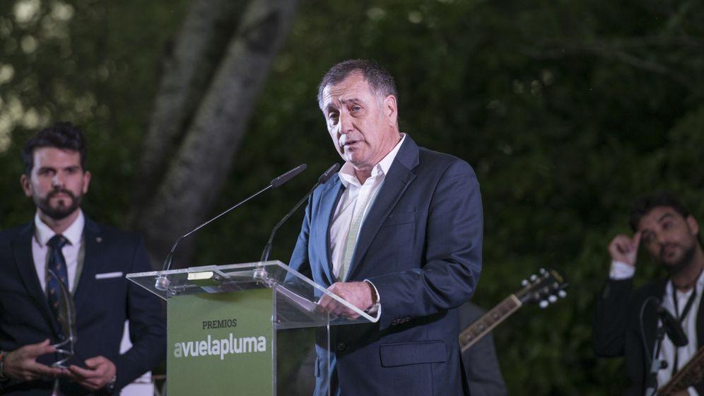 Foto: El último director de la desaparecida revista 'Interviú', Alberto Pozas. (EFE)