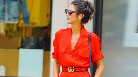 Inés Domecq y su look de compras de 2.700 euros con guiño a Naty Abascal