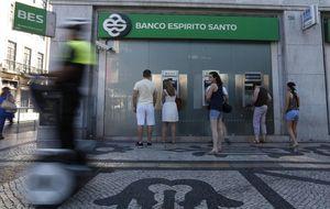 El Grupo Espírito Santo reduce su participación en un 5% en la entidad BES