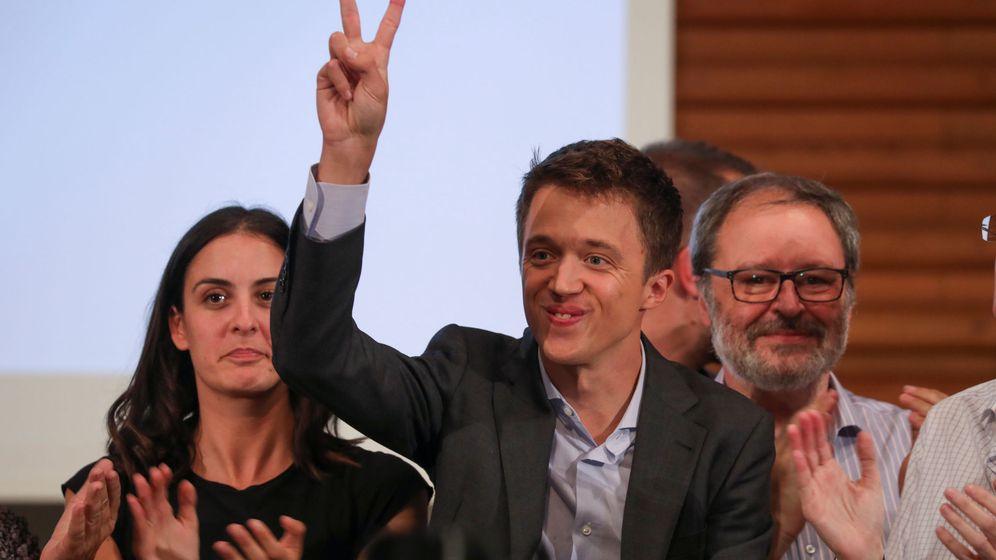 Foto: Íñigo Errejón, en la presentación de su nuevo proyecto político para concurrir a las elecciones generales del 10-N. (Reuters)
