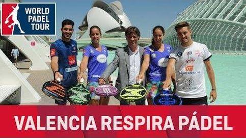El World Padel Tour aterriza en Valencia